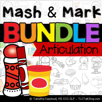 Articulation Bundle: Dough N' Go
