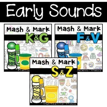 Articulation Bundle: Mash & Mark