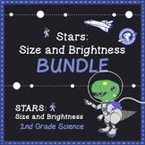 BUNDLE: Stars - Size and Brightness