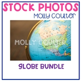 Stock Photo: Globe BUNDLE -Personal & Commercial Use