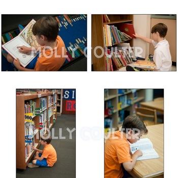 BUNDLE Stock Photo: Reading (LARGE) BUNDLE-Personal & Commercial Use