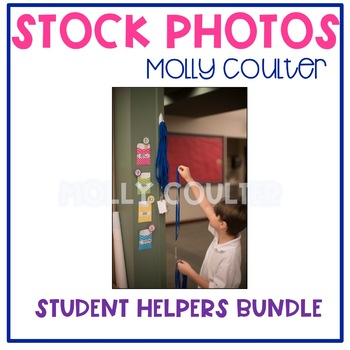 Stock Photo: Student Helpers BUNDLE -Personal & Commercial Use