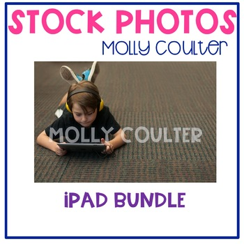 Stock Photo: iPad BUNDLE -Personal & Commercial Use