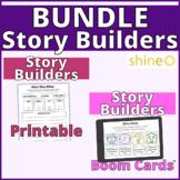 BUNDLE Story Builders, Narrative Generation, Creative Writing