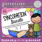 BUNDLE Syncopation: Canoe Round & Land of the Silver Birch