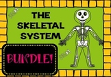BUNDLE: THE SKELETAL SYSTEM