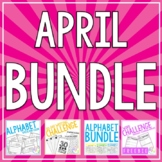 BUNDLE - THINGS TO DO IN APRIL
