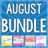 BUNDLE - THINGS TO DO IN AUGUST