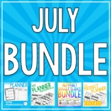 BUNDLE - THINGS TO DO IN JULY