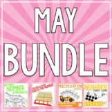 BUNDLE - THINGS TO DO IN MAY