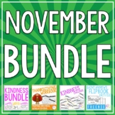 BUNDLE - THINGS TO DO IN NOVEMBER