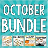 BUNDLE - THINGS TO DO IN OCTOBER