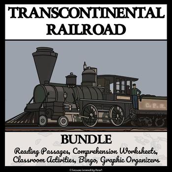 BUNDLE - TRANSCONTINENTAL RAILROAD