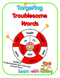 BUNDLE - Targeting Troublesome Words