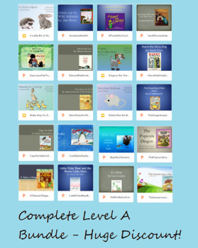 BUNDLE Text Talk Level A | Tier 2 Vocabulary | Collaborative Conversations