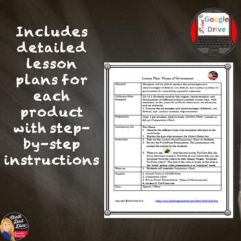 The 1920's (Roaring '20's) -BUNDLE  – 10 Day Unit Plan (secondary U.S History)