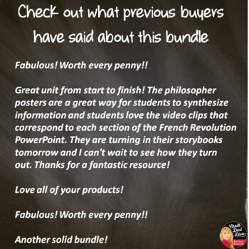 Enlightenment and Revolutions BUNDLE  (World History) Common-Core Aligned