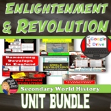 Enlightenment &  Revolution | BUNDLE | Print & Digital | Save 20%