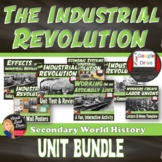 Industrial Revolution BUNDLE  (World History) Print & Digital
