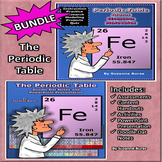 BUNDLE!  The Periodic Table Activities, Doodle Dat Notes and PowerPoint