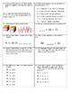 BUNDLE!  Third Grade Spiral Math Review/Test Prep (CCSS Aligned)