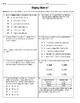 BUNDLE!  Third Grade Spiral Math Review/Test Prep (CCSS Aligned)
