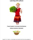 BUNDLE - Tower Garden Third Grade Curriculum and Journal