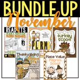 BUNDLE UP - November