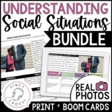 BUNDLE Understanding Social Situations Pragmatic Language