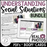 BUNDLE Understanding Social Situations Pragmatic Language