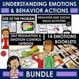 BUNDLE. Understanding emotions, appropriate actions and behavior.