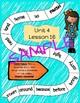 BUNDLE: Units 4-6 Journeys Fry Word Game