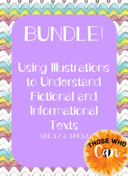BUNDLE- Using Illustrations with Fictional and Informational Texts