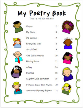 BUNDLE: Using Poetry to Develop Visualizing, Rhyme, Rime, and Prosody
