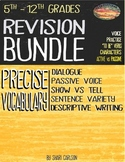 BUNDLE---Using a REVISION BUNDLE