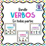 BUNDLE: VERBOS EN TODAS PARTES