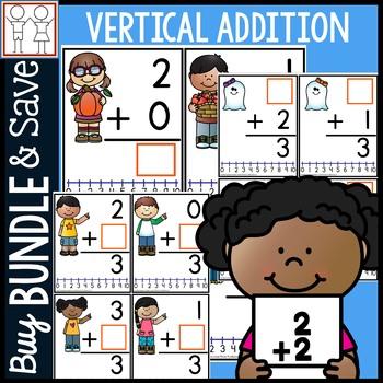 BUNDLE: Vertical Addition