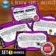 BUNDLE~WRITING READY 4th Grade Task Cards: Using & Understanding Parts of Speech