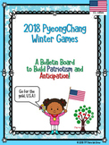 BUNDLE Winter Games Graphing & Bulletin Board (US Ed.)