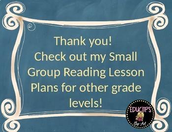 BUNDLE Wonders Grade 1 U2 Small Group Reading Instruction Unit Lesson Plans