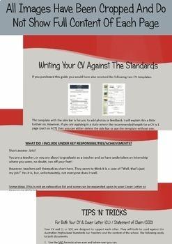 BUNDLE:Job Application Guide + Interviews For WA Schools