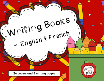 BUNDLE - Writing Books (French and English Versions)