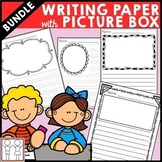 BUNDLE: Writing Paper with Picture Box