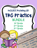 BUNDLE Written Comprehension Practice (Grades 1 - 3) mCLASS: TRC