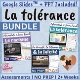 BUNDLE de la tolérance l French Tolerance Unit Bundle l AP l Défi mondial