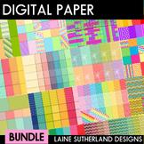 BUNDLE - digital paper sets