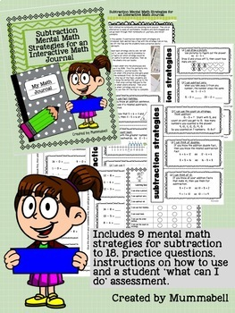 BUNDLE for Math Interactive Notebooks