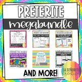 BUNDLE of 20 Games and Activities for the Preterite Tense in Spanish (preterito)