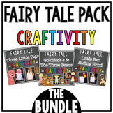 BUNDLE of Craftivities {All Your Favorite Fairy Tale Characters}