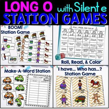 Long O spelled o and o_e